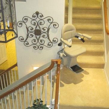 Curved Stairlifts