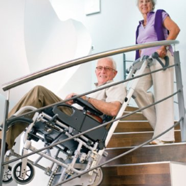 Portable Stairlifts Berkeley Stairlifts